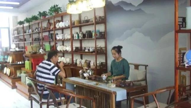 泉城老茶客 难寻好茶叶
